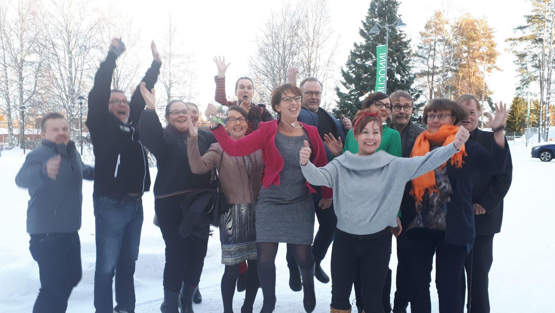 Savo Karjalan Ehdokkaat