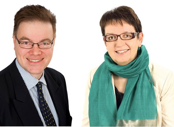 Mika Ebelingin ja Tiina Tuomelan puheet pääkaupunkiseudun yhteisvaltuustossa