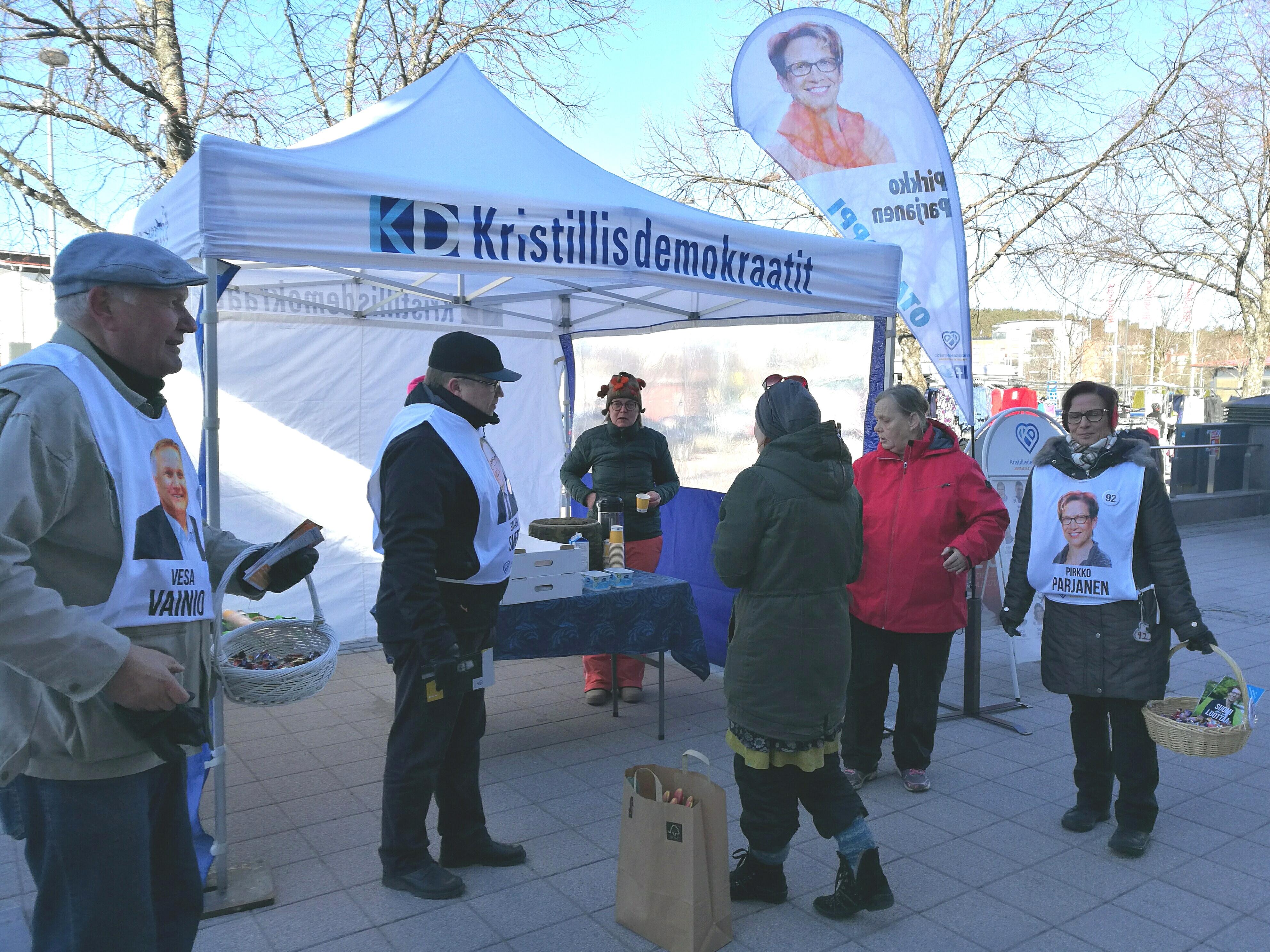 Kaakkois Suomi Ehdokkaat