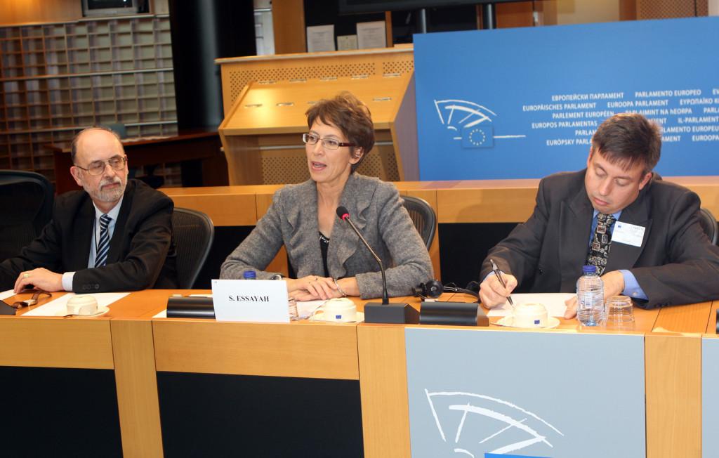 MEP Sari Essayah calls for the development of palliative care